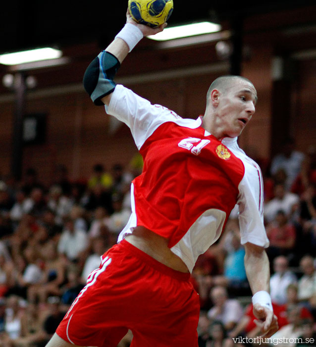 European Open M19 Place 3/4 Russia-Norway