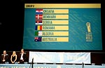 World Cup 2011 Draw