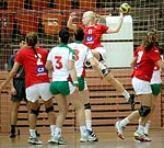 European Open W18 Denmark-Bulgaria 20-12