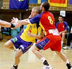 European Open M19 Sweden-Romania 24-16