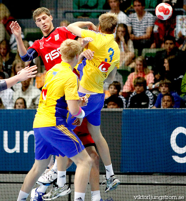 European Open M19 FINAL Sweden-Czech Republic 41-25