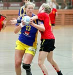 European Open W18 Belgium-Sweden 14-32