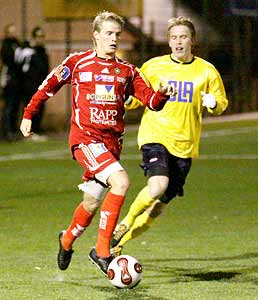 Team SLA Herr-Skvde AIK 0-2