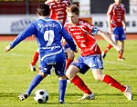 IFK Skvde FK-Ardala GoIF 2-2