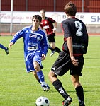 IFK Skvde FK-Falkpings FK 1-2