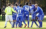 Marcus Peterson i Ulvåkers IF-IFK Skövde FK 3-3