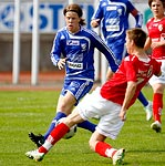 IFK Skvde FK-Holmalunds IF 0-1