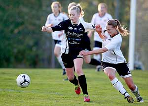 Skövde KIK U-Ulvåkers IF U 2-2