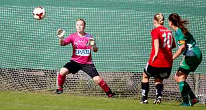 Pauline Andersson i Våmbs IF-Ulvåkers IF 2-2