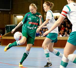 Möbelcupen 1/4-final Hörnebo SK-Våmbs IF 2-3