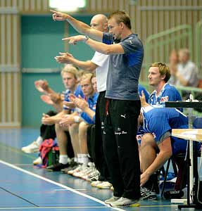Trningsmatch IFK Skvde HK-SG Flensburg-Handewitt 30-35