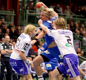 IFK Skvde HK-Ystads IF 33-26