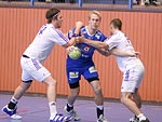 Trningsmatch IFK Skvde HK-Oppsal Hndball 35-30