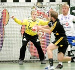 Michael Apelgren i IK Svehof-IFK Skvde HK 41-27