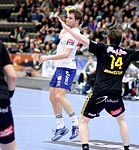 Champions League IK Sävehof-HSV Hamburg 31-34