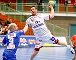 Fredrik Lindahl i IFK Skvde HK-HK Malm Slutspelsserien 21-24