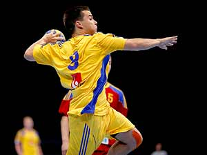 European Open FINAL Sweden-Romania 31-22