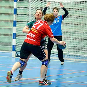 Trim-SM Damer SM-FINAL Önnereds HK-Skånela IF