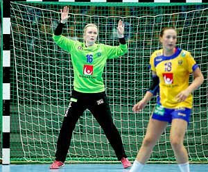 European Open W18 FINAL Denmark-Sweden 33-34