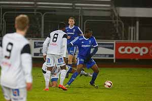DM-FINAL IFK Skövde FK-Norrby IF 1-5