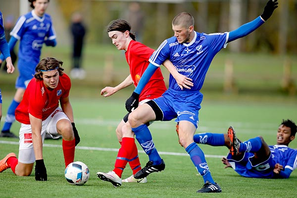 DM-final Juniorer IFK Skövde FK-Norrby IF 0-1